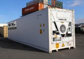 Рефрижераторный (морозильный) контейнер 40 футов